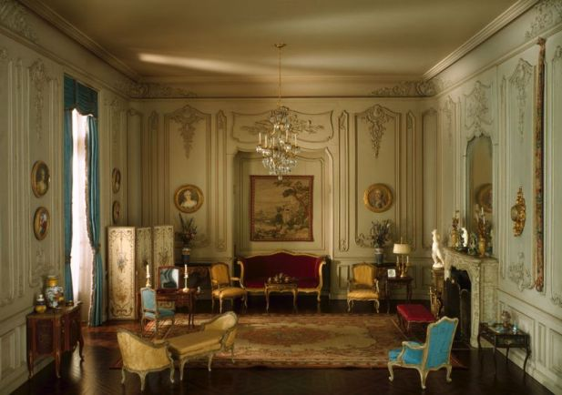 french boudoir-louis xv: artic.edu