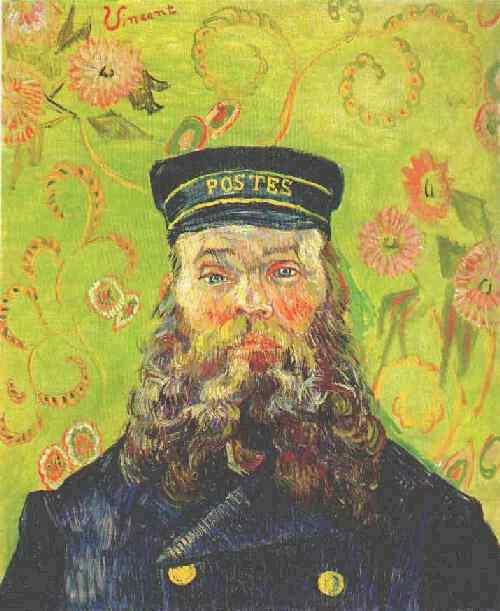 van Gogh's Postmanwikipedia.org