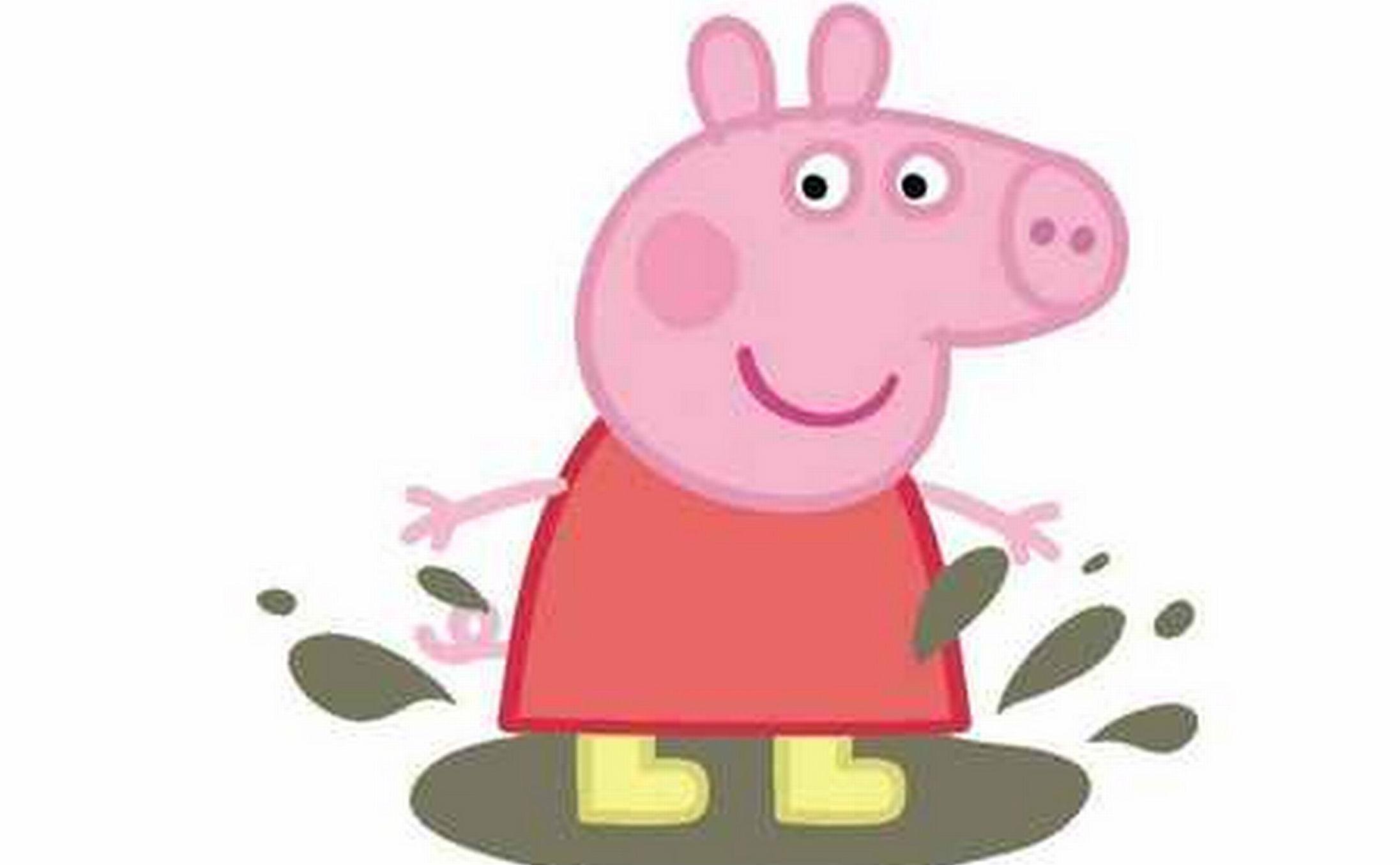 Moldes Peppa Pig