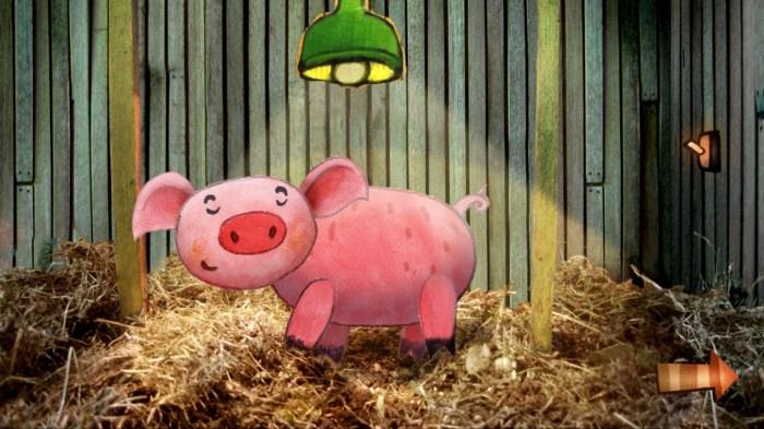 goodnight dear pig